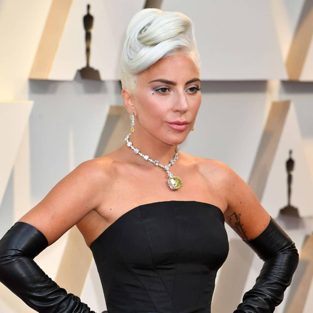oscars 2019 beauty lady gaga