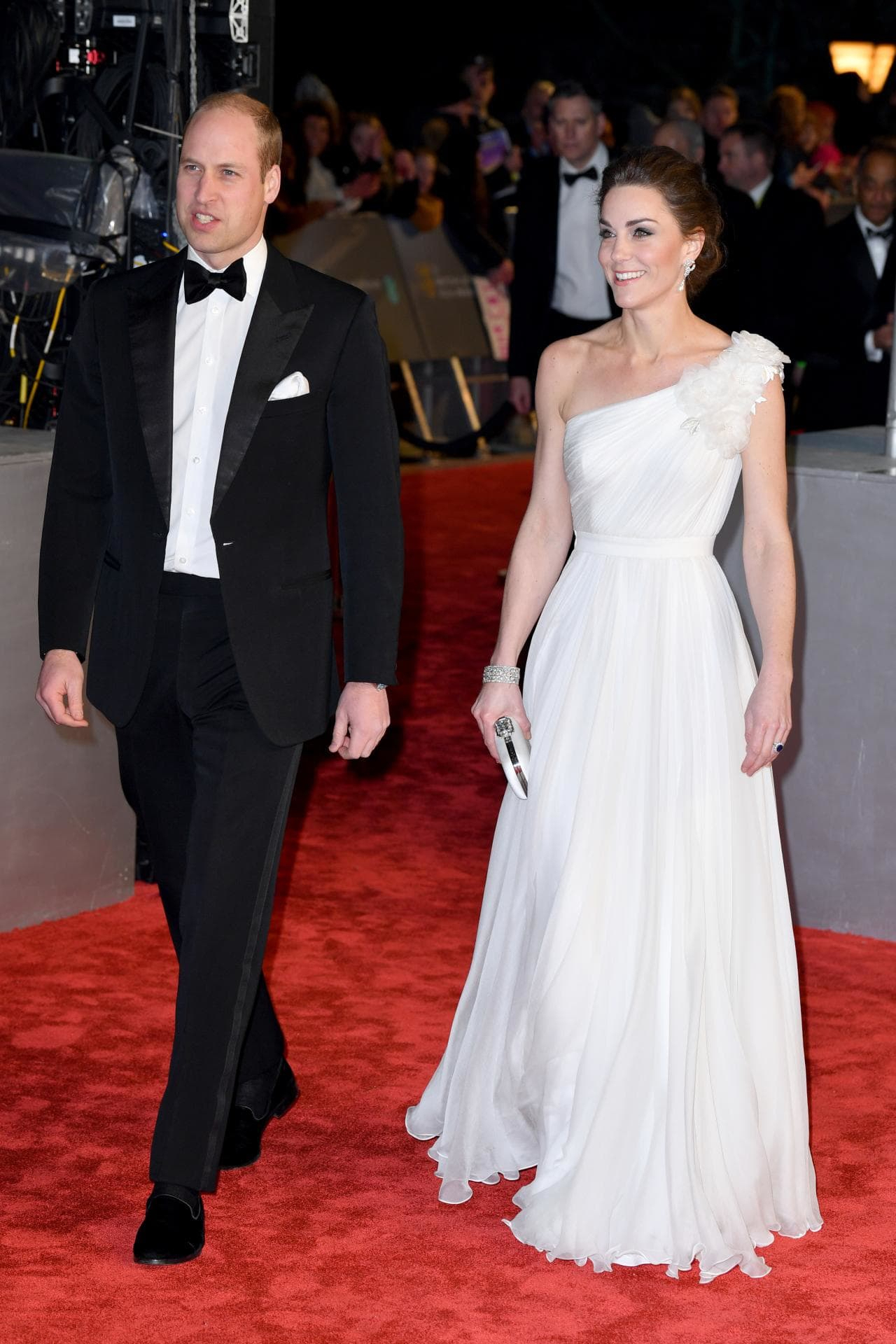 prince william kate middleton bafta 2019