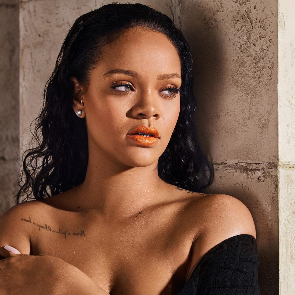 #WCW: Popstar, Style Icon, and Beauty Entrepreneur Rihanna