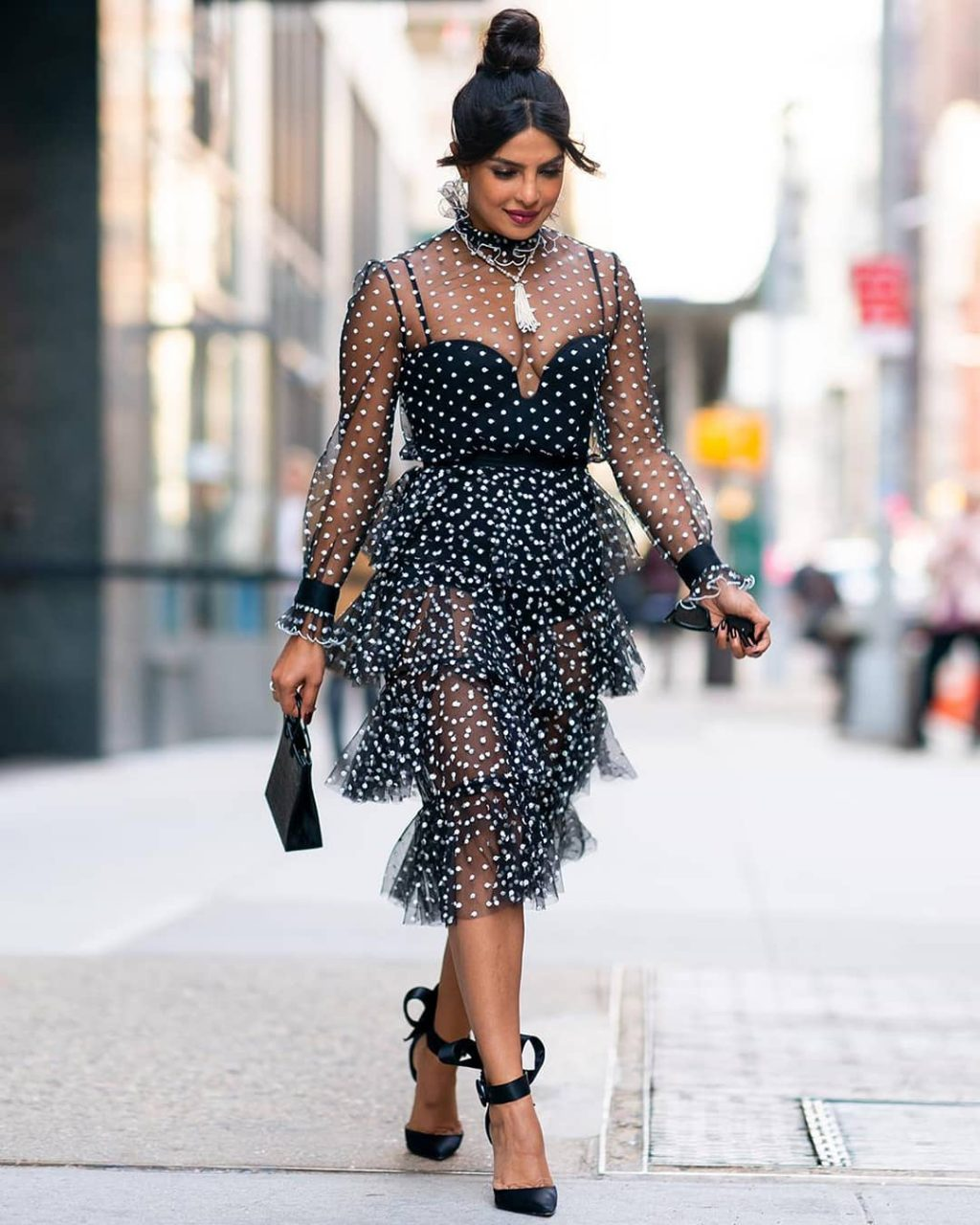 Priyanka Chopra Wore How Many Outfits in One Day?
