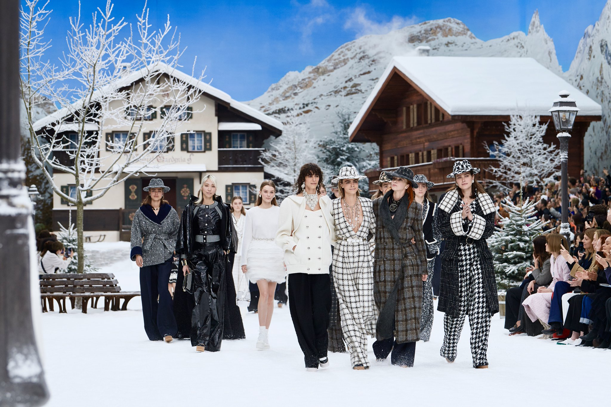 Chanel Fall/Winter 2019 Collection