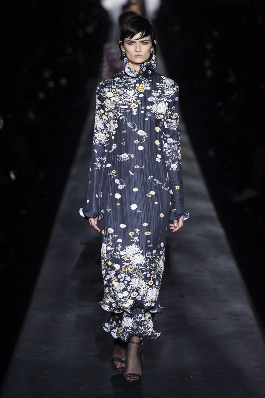 Take a Walk Through a Winter Garden with Givenchy Fall/Winter 2019