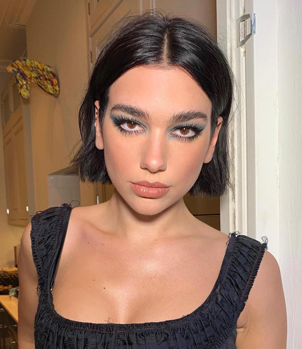 dua lipa beauty