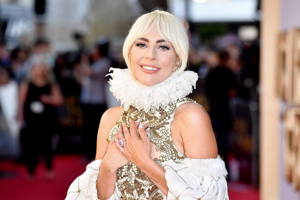 Lady Gaga: A (Red Carpet) Star Is Born