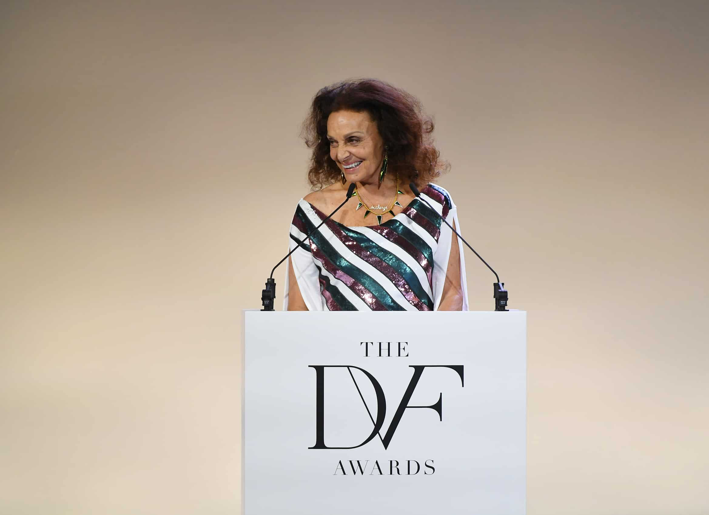 10th annual DVF awards