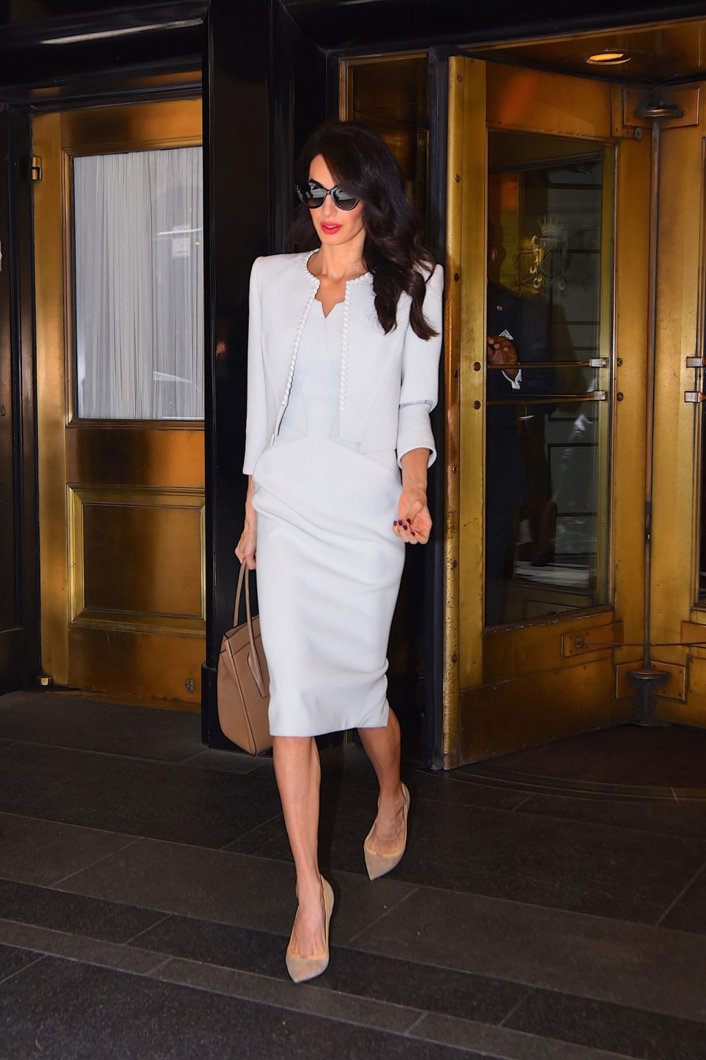 Case Closed: Human-Rights Lawyer Amal Clooney Is Back and Better Than Ever
