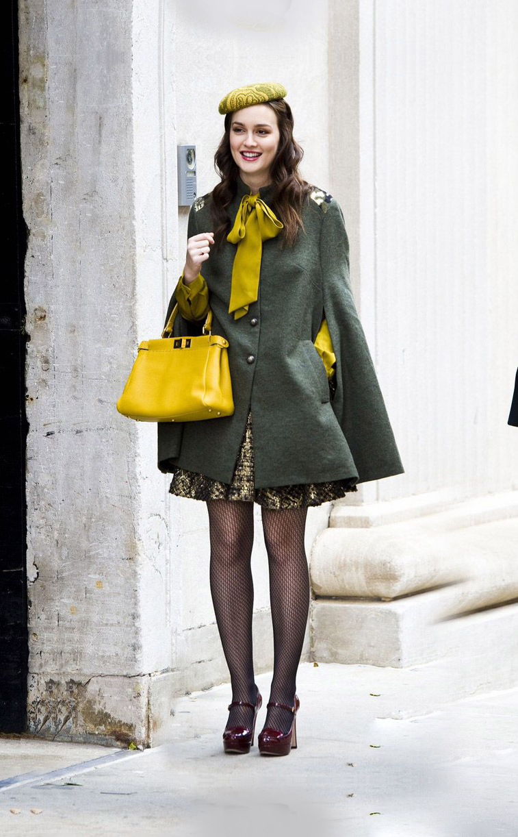 There's Finally a Reason to Dress Like Blair Waldorf (Again)