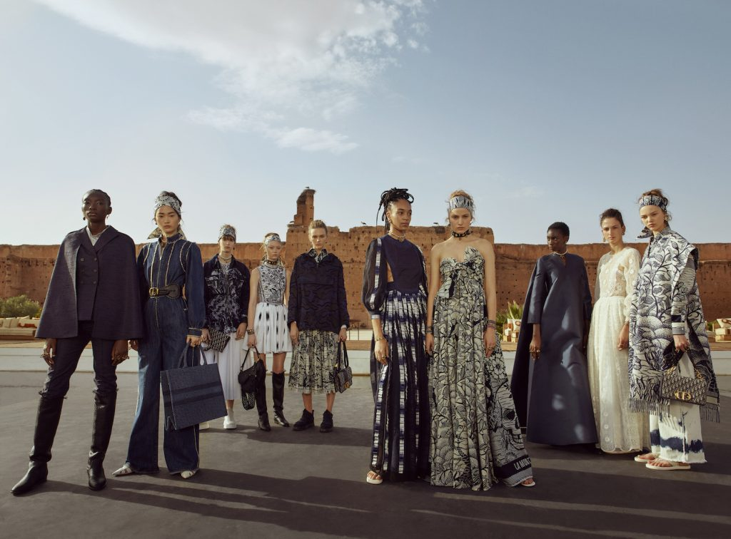 At Dior Cruise, a Soulful Global Intersection of Women Comes to Life