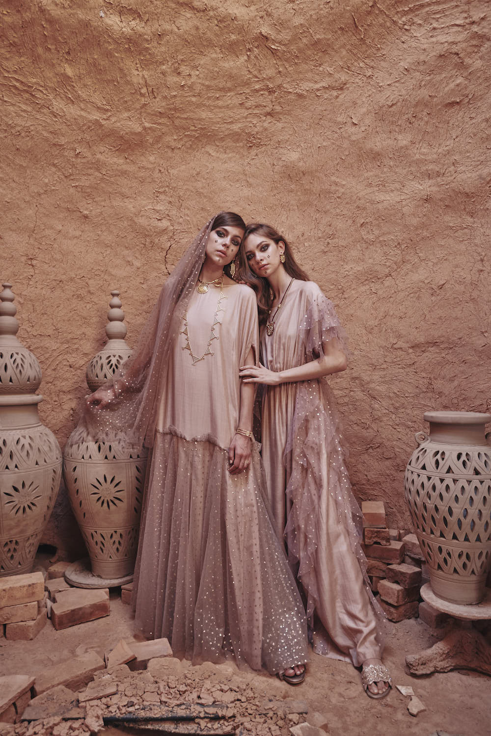 Bthaina's  'Ceramic Rose' Ramadan 2019 collection