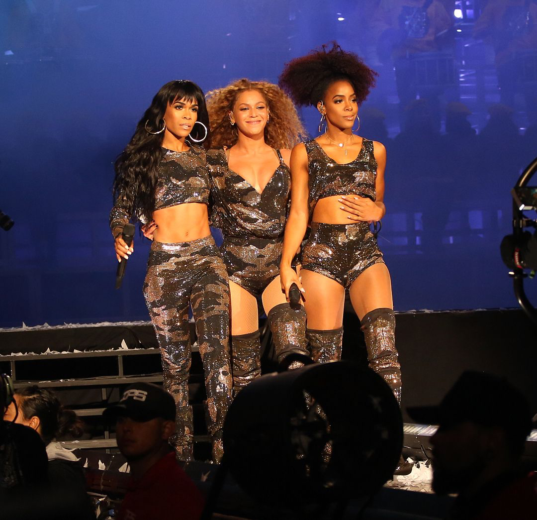 Destiny's Child Beychella