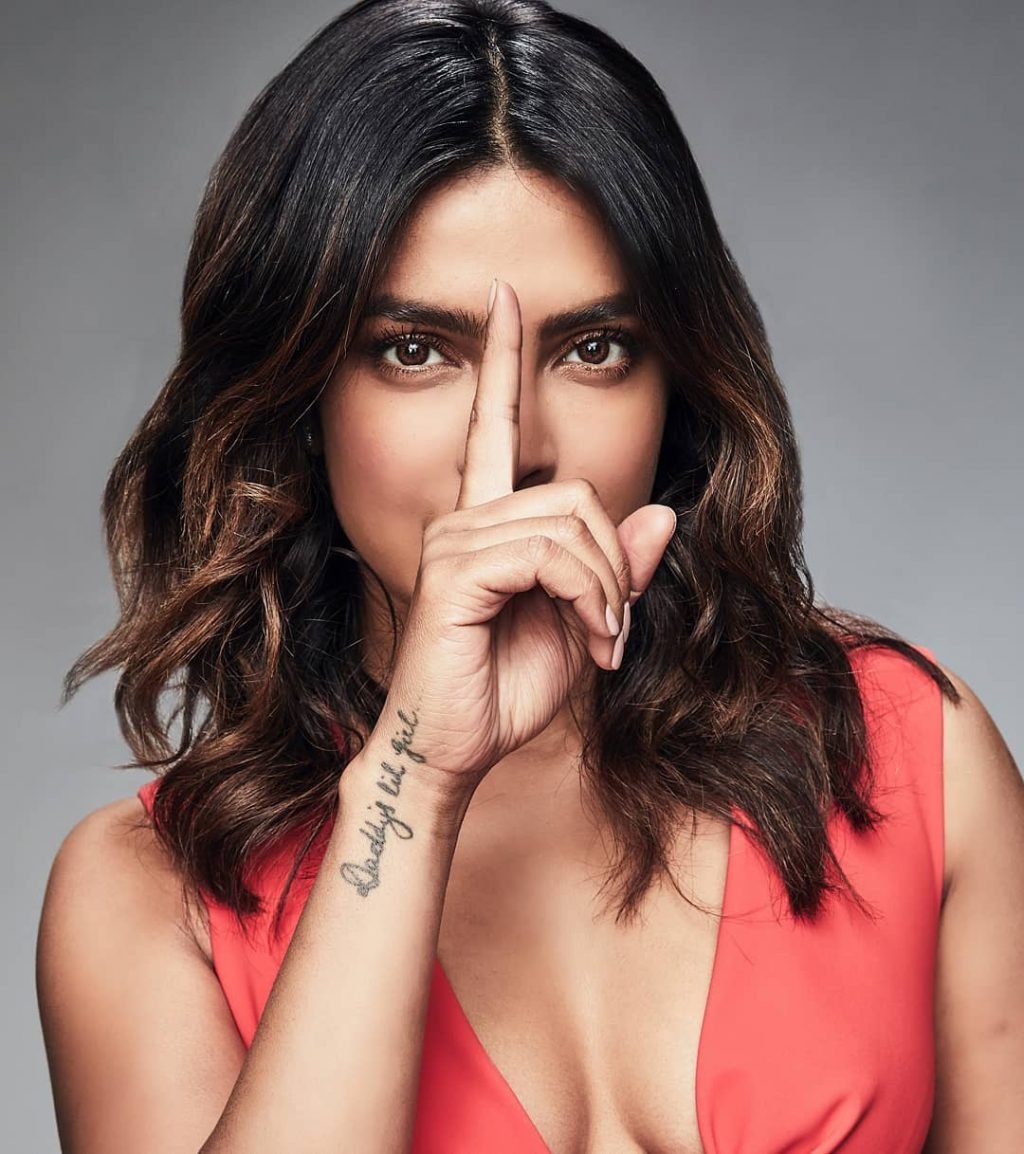 If You Could Tell Priyanka Chopra Just One Thing, What Would It Be?
