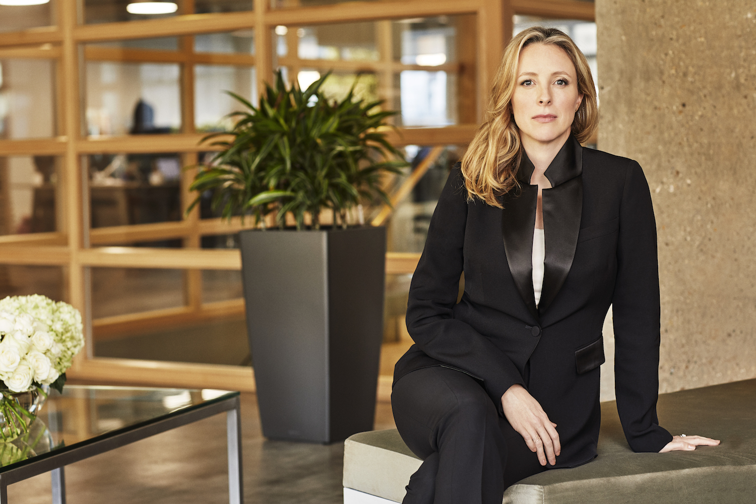 Stephanie Phair, Chief Strategy Officer at Farfetch. Image courtesy of Farfetch (1)