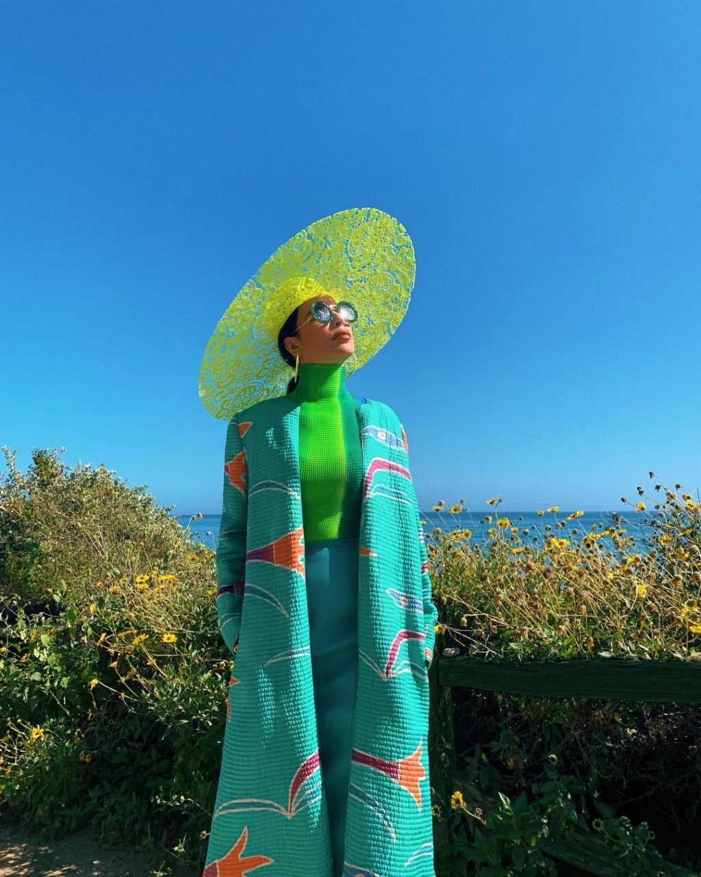 Sun Hats and Striking Suits – What Caught Our Eye on Instagram This Week