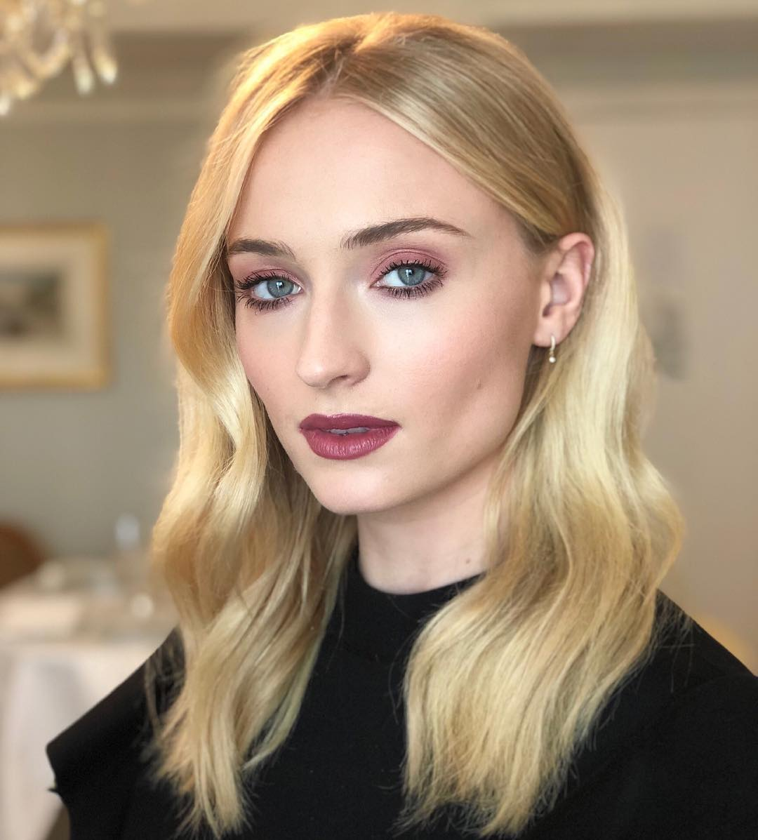 sophie turner beauty
