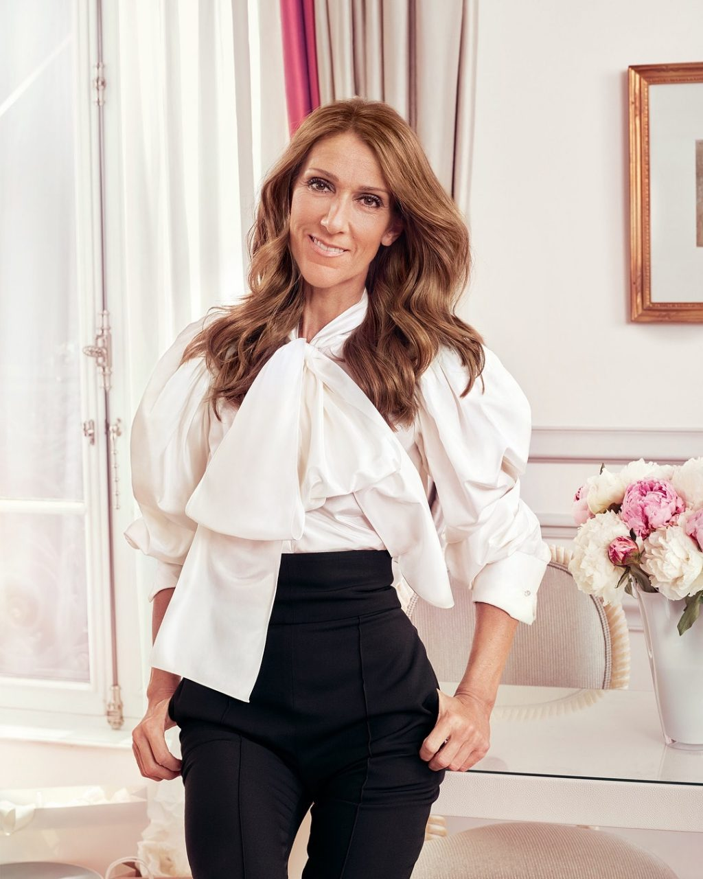 Céline Dion Is the New Face of This French Beauty Giant