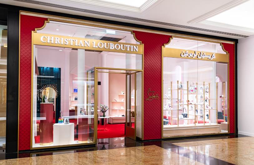 Christian Louboutin boutique MOE