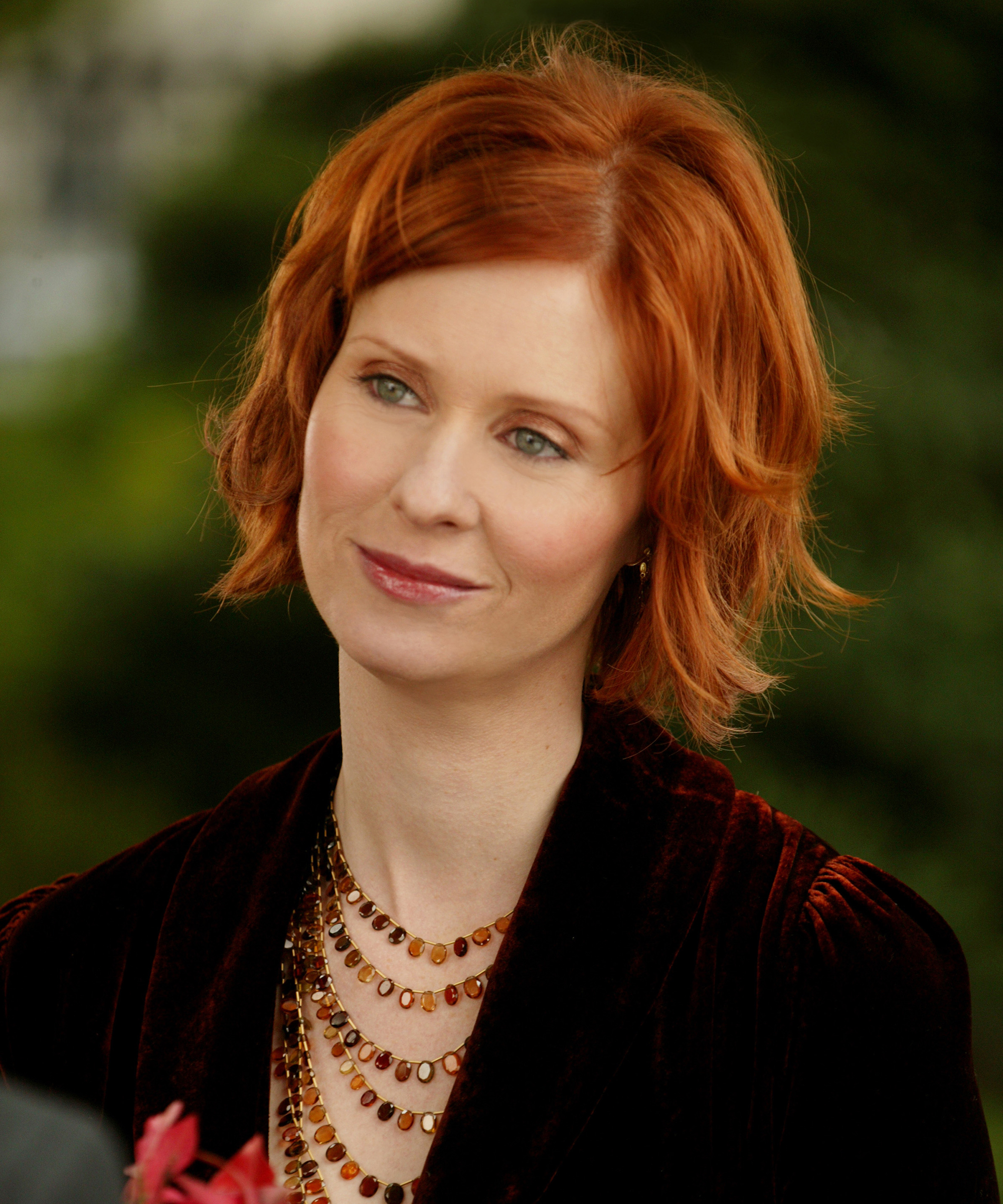 miranda hobbes sex and the city