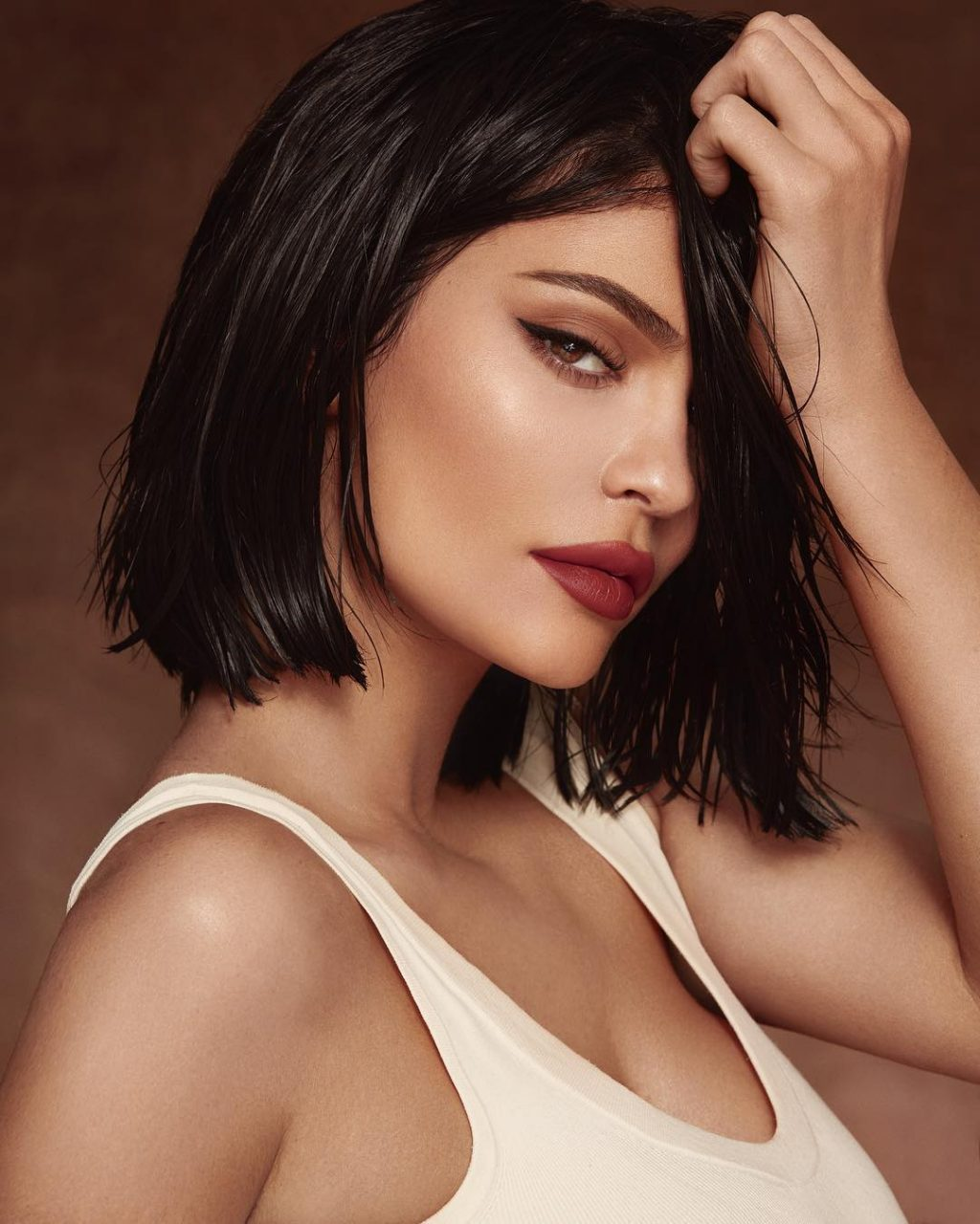 Ready or Not, Kylie's New Brow Products Have Landed