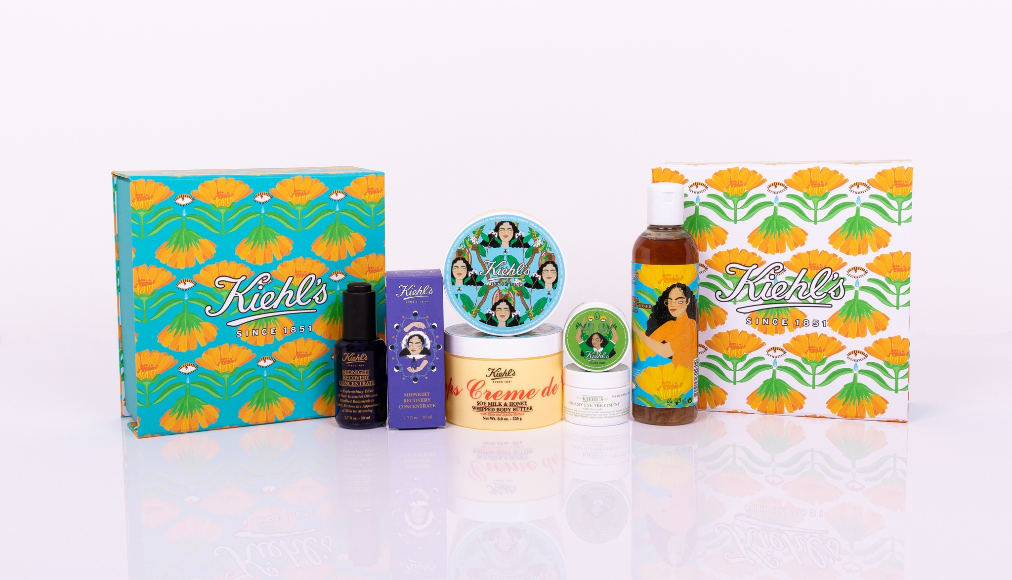 Kiehl's x Nourie Limited Edition Collaboration