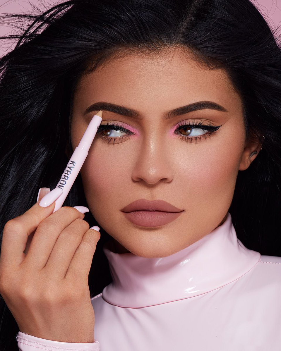 Kylie Jenner Kybrows