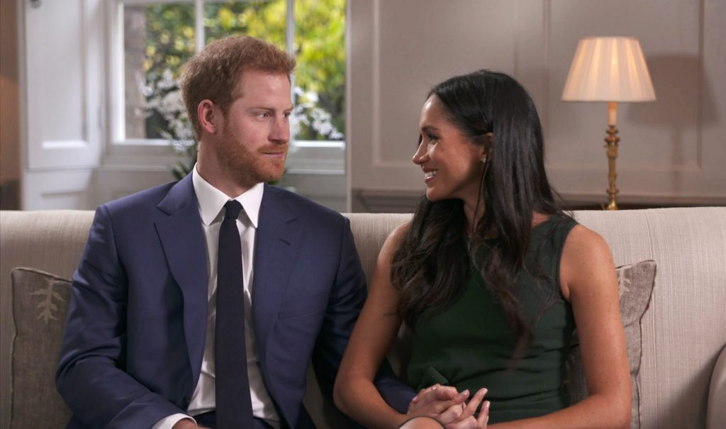 10 Times Prince Harry and Meghan Markle Were #CoupleGoals