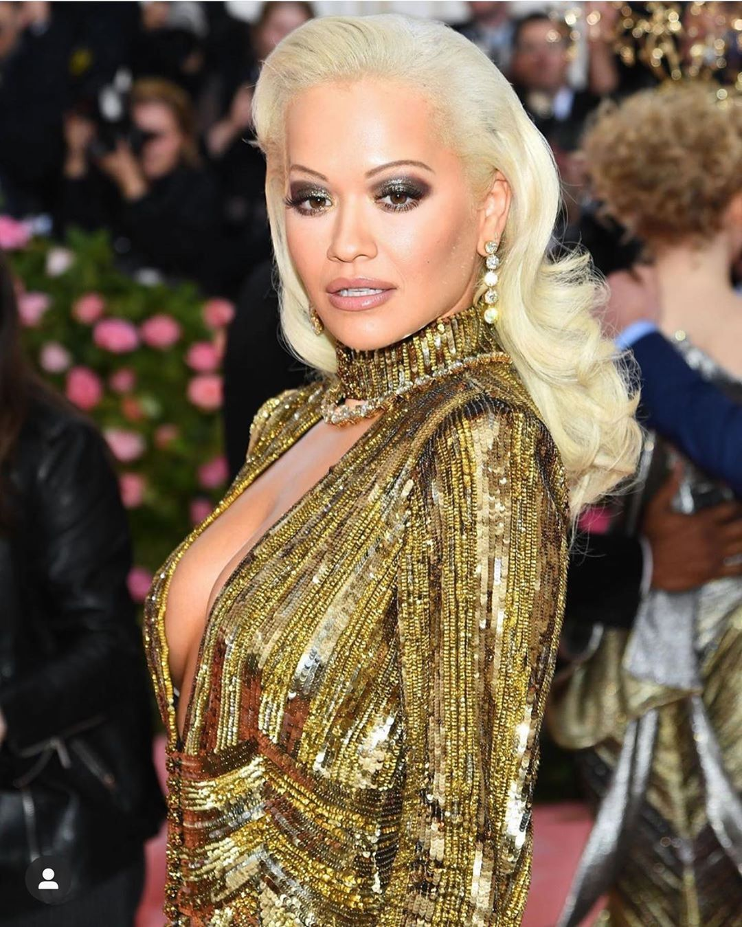 Met gala beauty rita ora