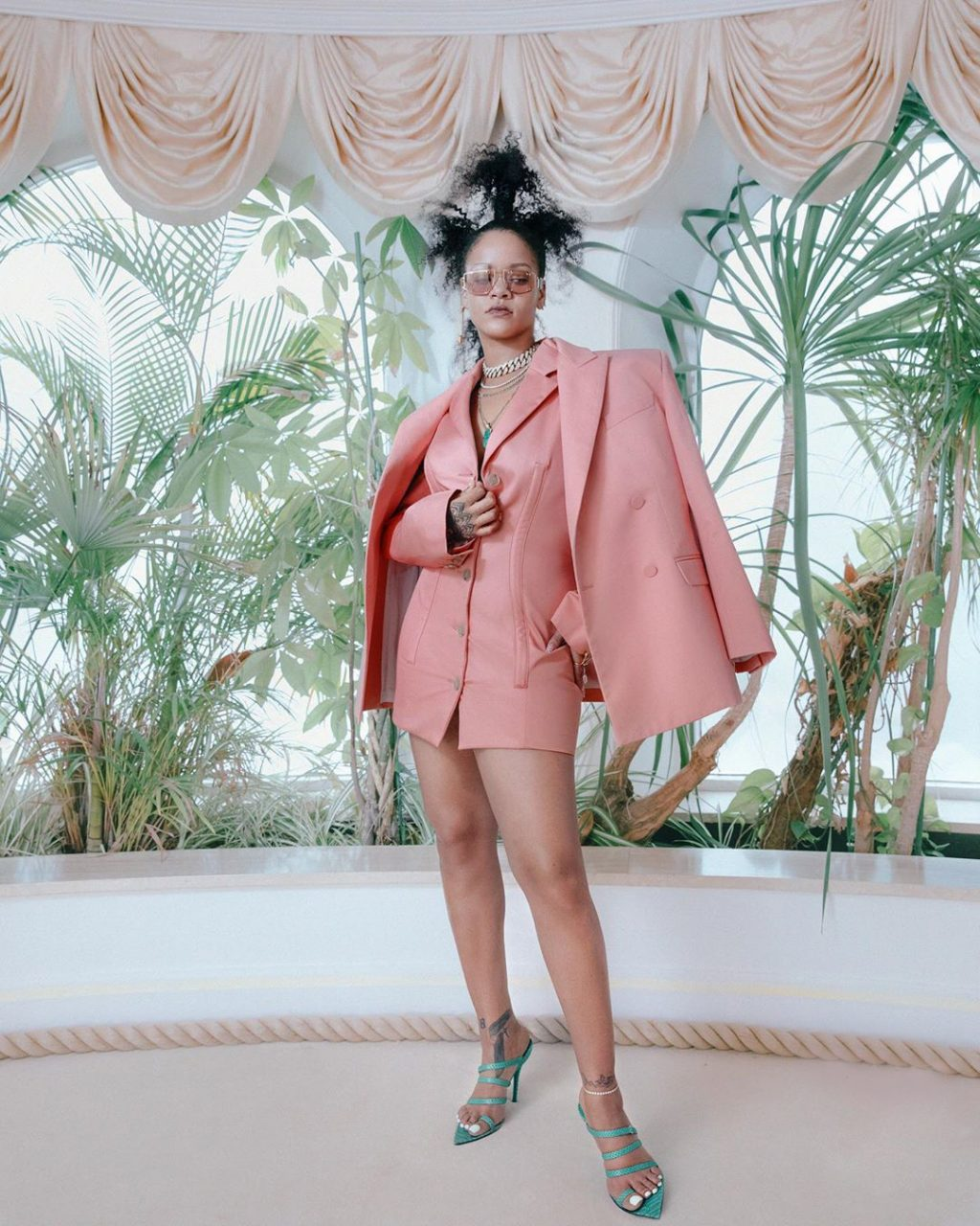 Here's What We Know About Rihanna's Fashion House so Far