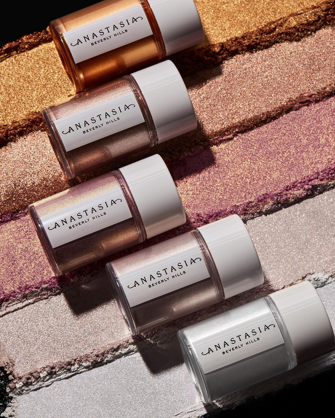 anastasia beverly hills loose pigments