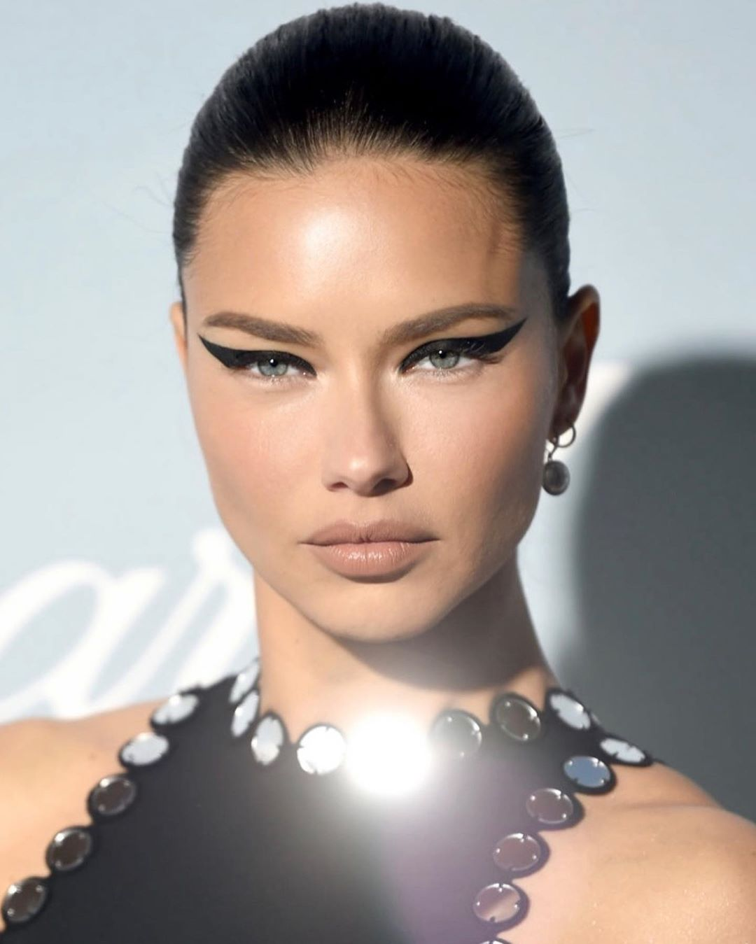 adriana lima best beauty looks