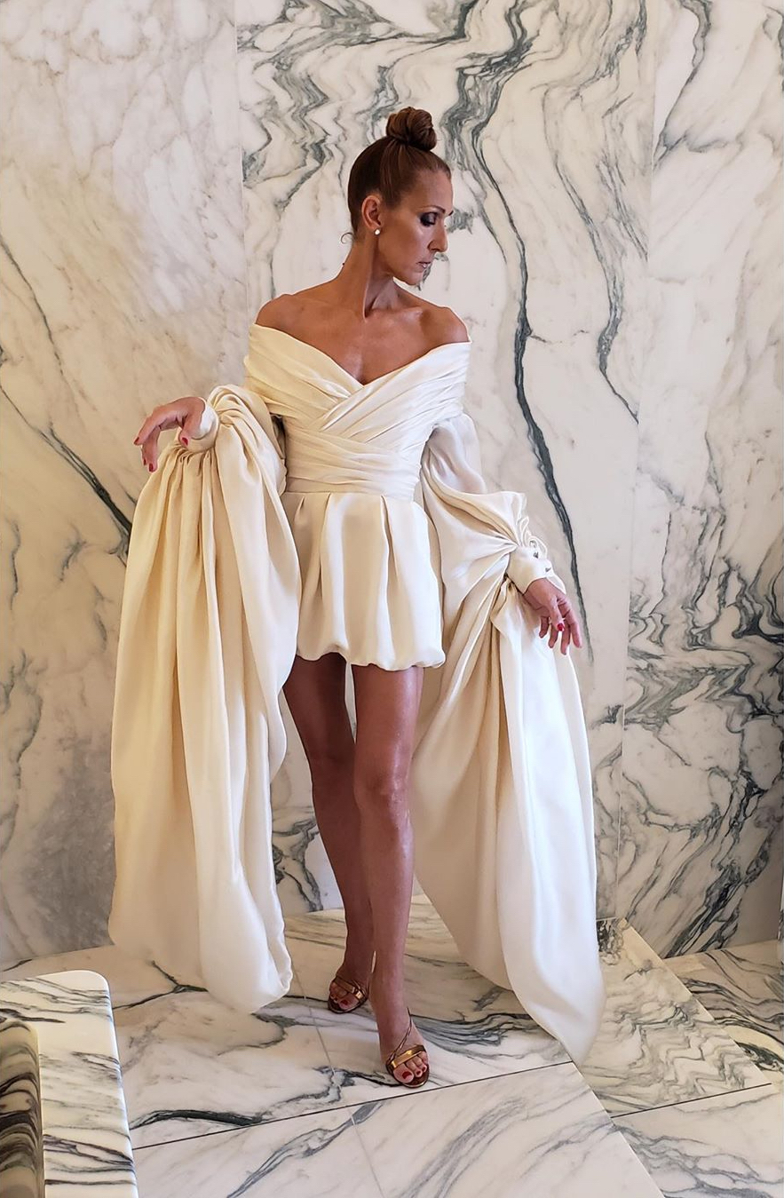 Celine Dion Couture
