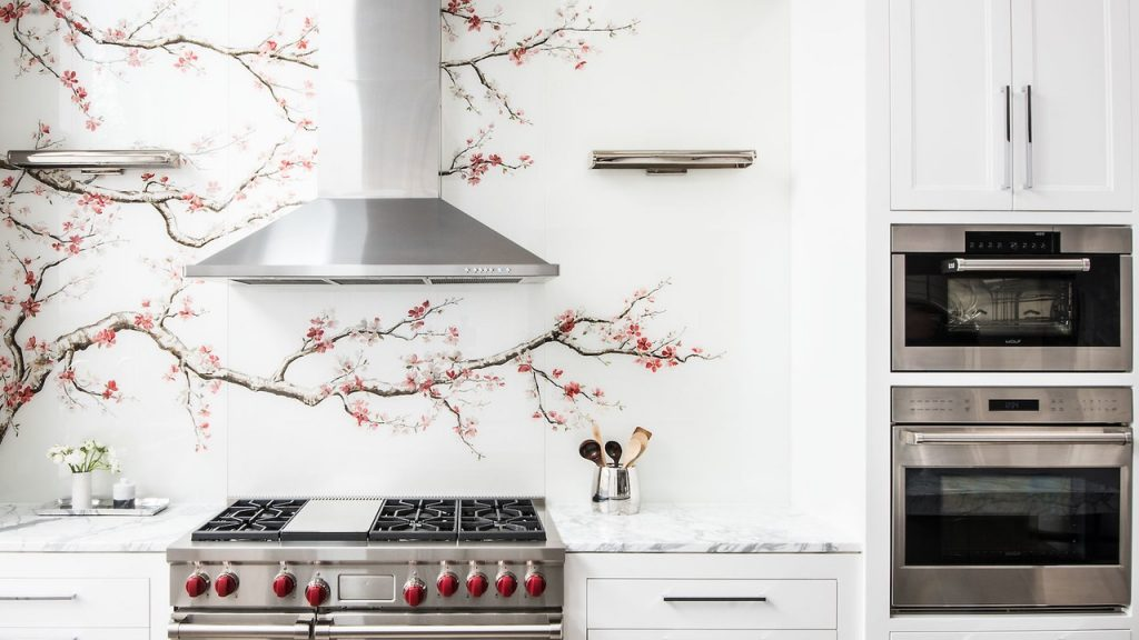 Eye Candy: Because Why Should Your Kitchen Backsplash Be Boring?