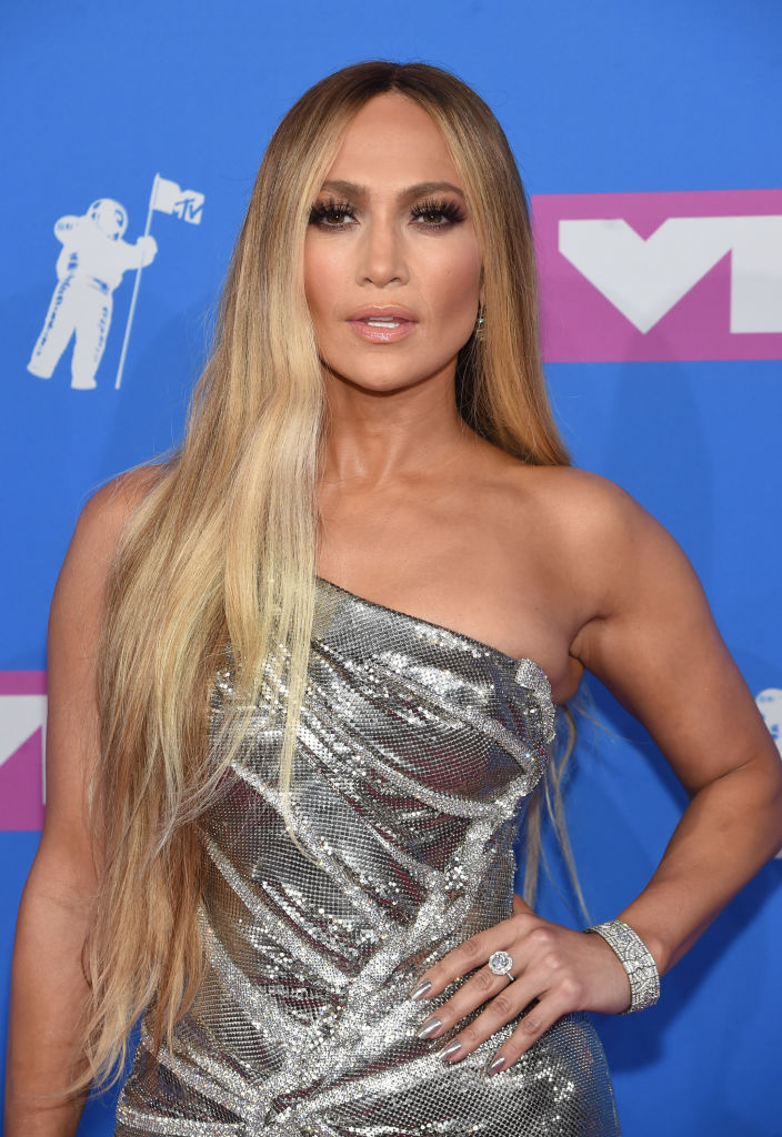 Jennifer Lopez's Hair Is in a League of Its Own