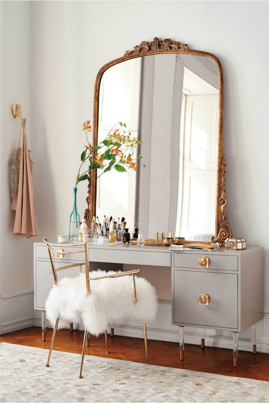 Eye Candy: When a Mirror Can Make All the Difference