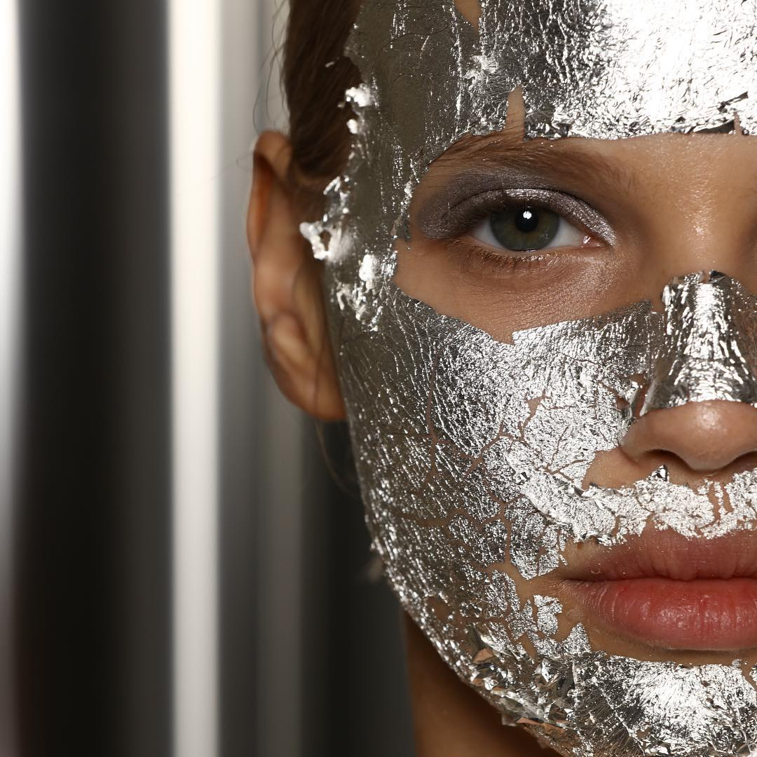 silver skincare beauty benefits