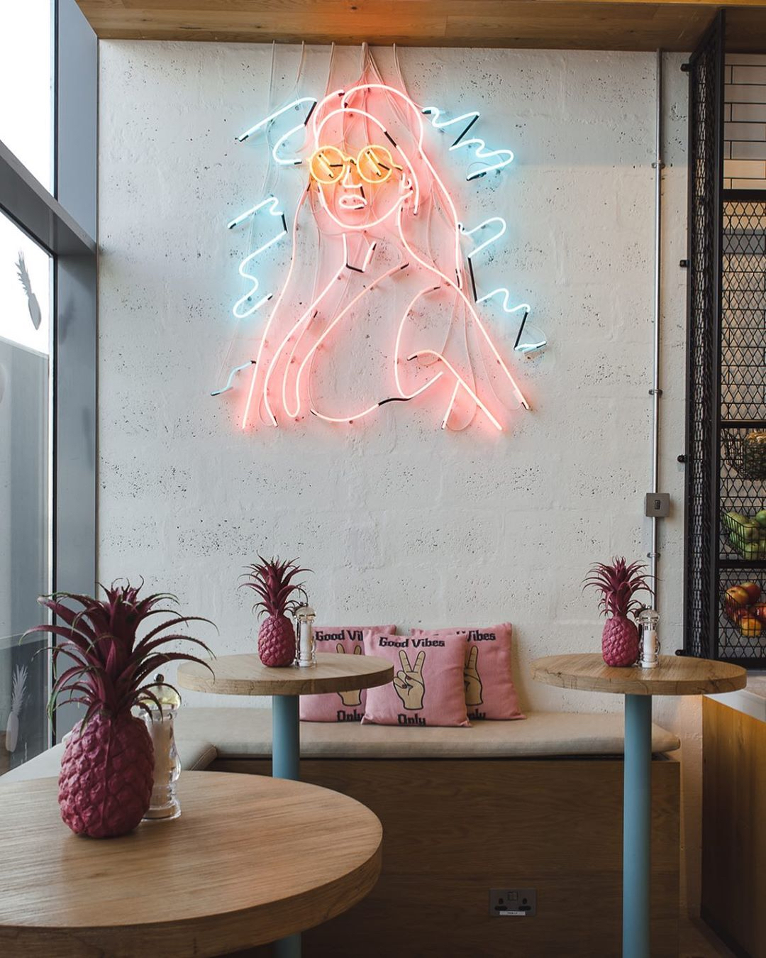 Girly cafes Dubai