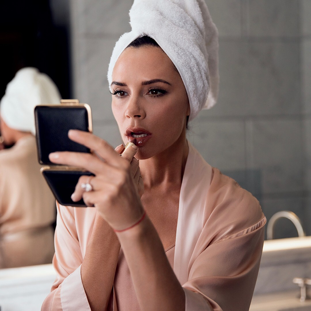 victoria beckham beauty makeup line