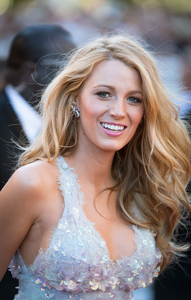 Blake Lively's Hair Can Do No Wrong