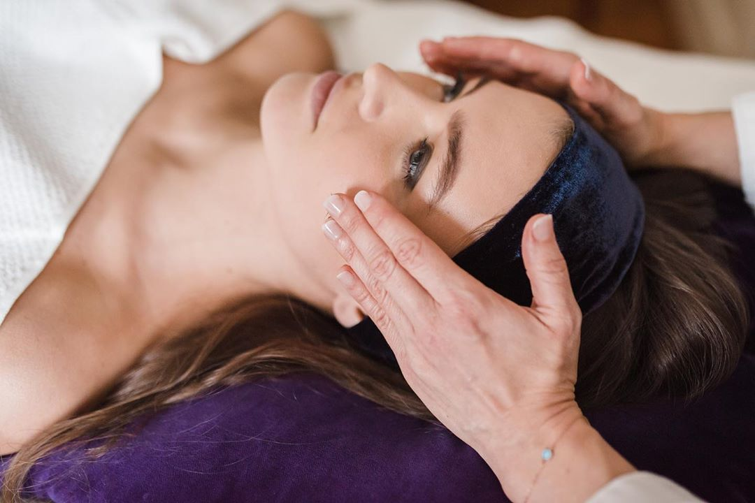 nataliya robinson facial massage