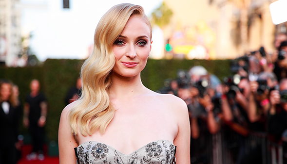The Man Behind Sophie Turner's Tresses Reveals All