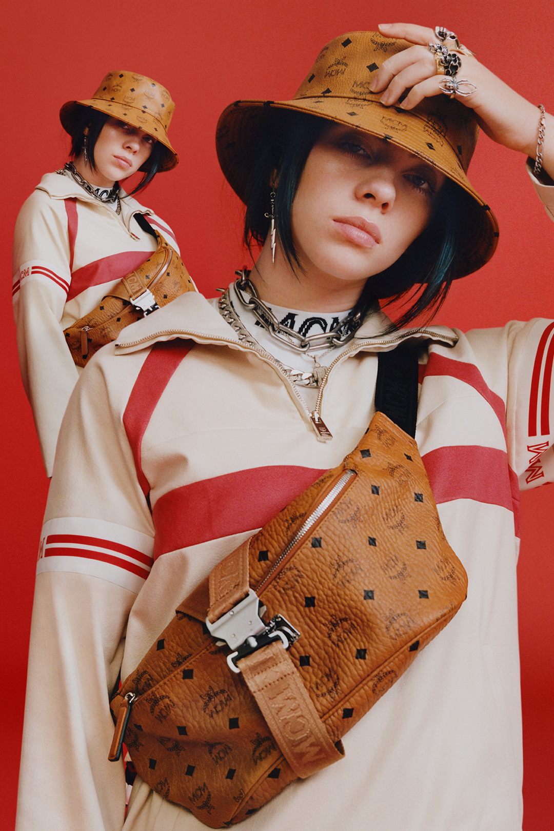 MCM x Billie Eilish collaboration