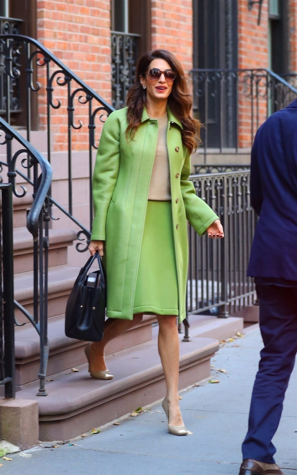 Cop the Look: Shop Amal Clooney's Latest Outfit from Top to Toe