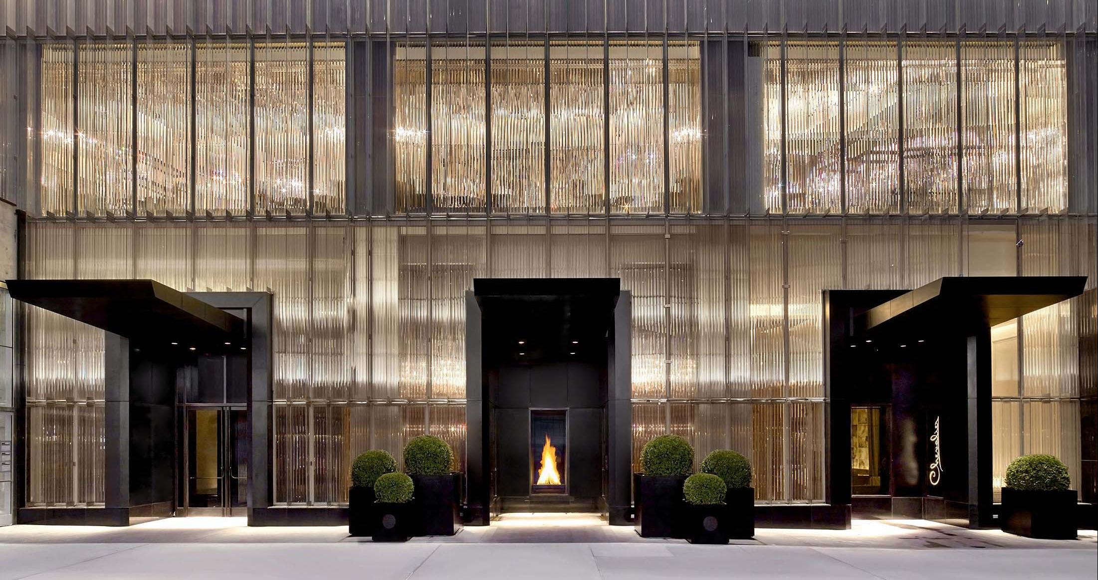 Baccarat Hotel New York exterior