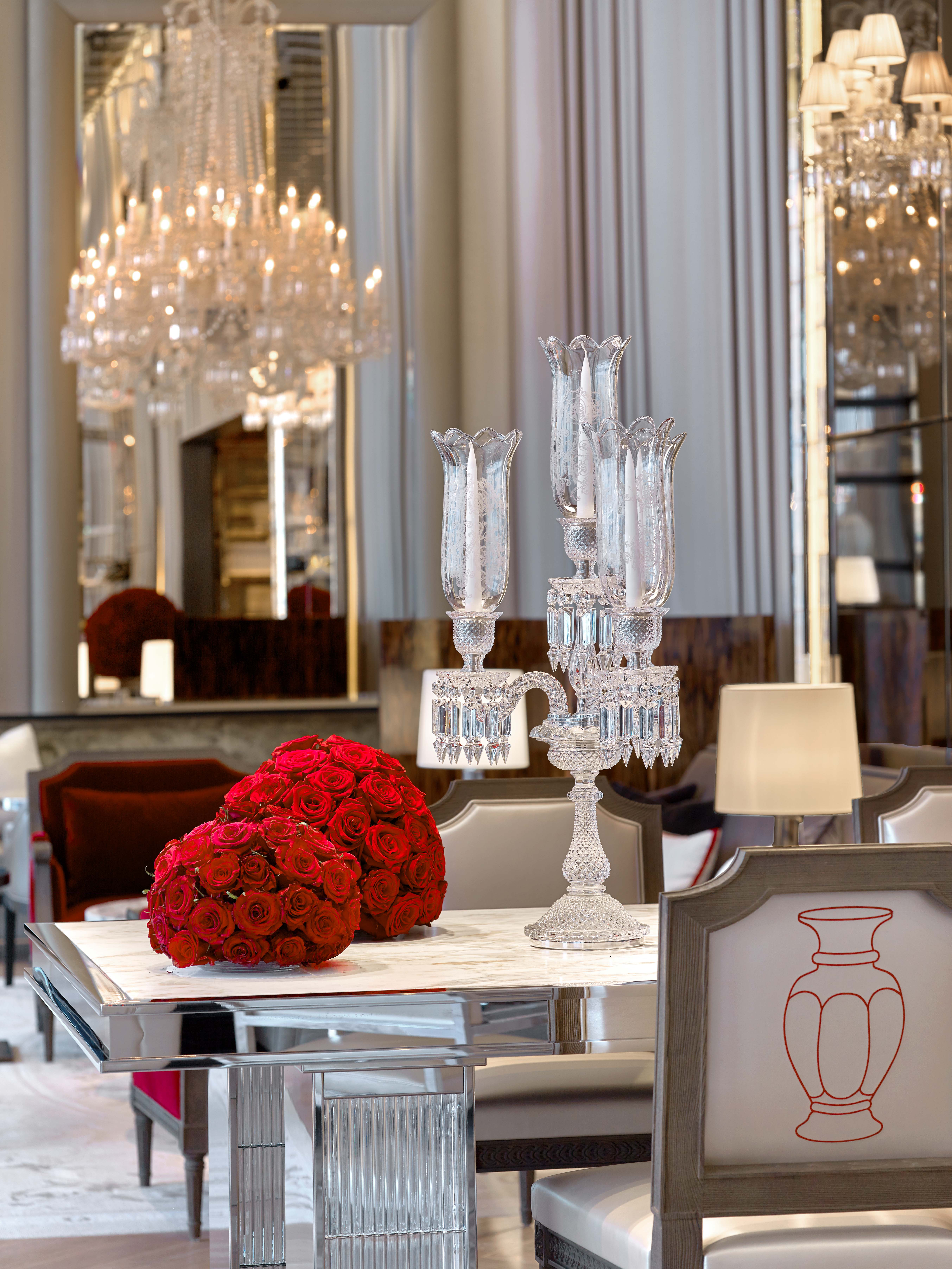 Grand Salon baccarat hotel new york