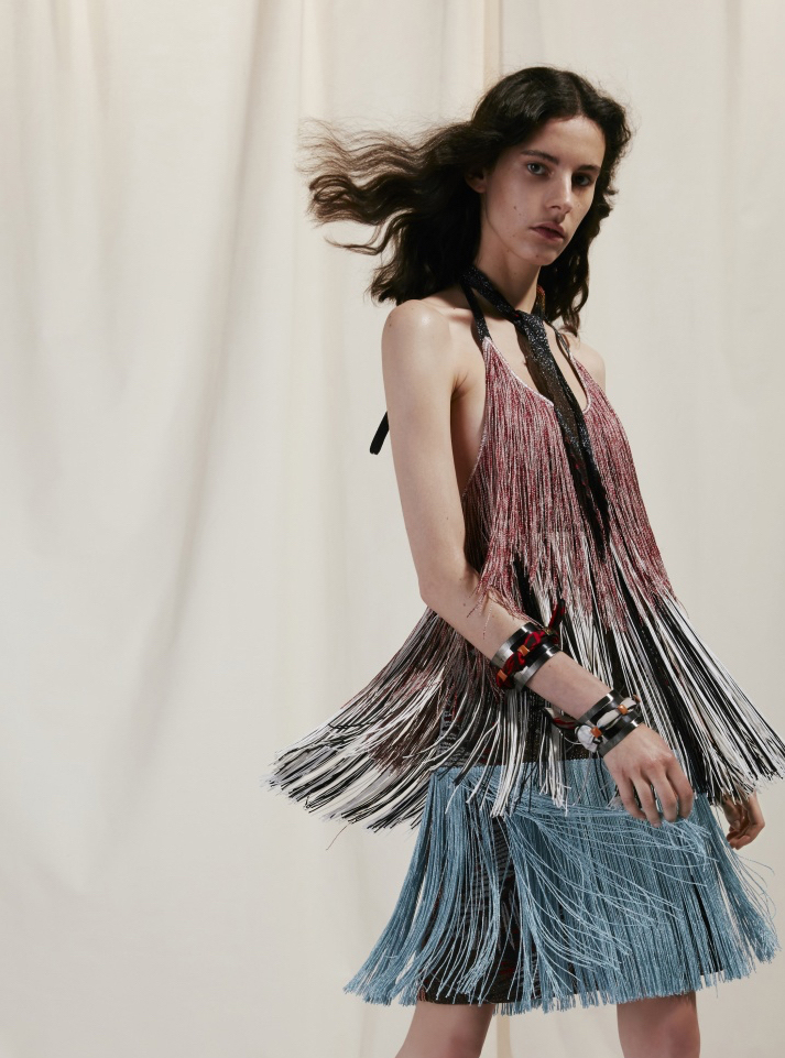 Fringe with Benefits: 3 Ways to Wear the Tassel Trend