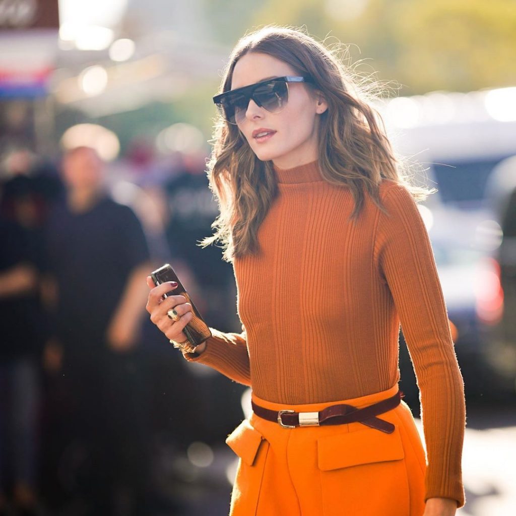 What Do You Wear When It's Not Hot But It's Not Cold? Try These Trends