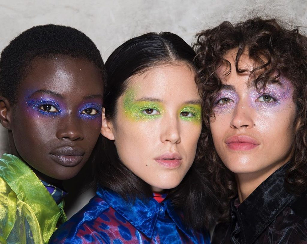 Spoiler Alert: London Fashion Week's Beauty Looks Were Hardly Safe