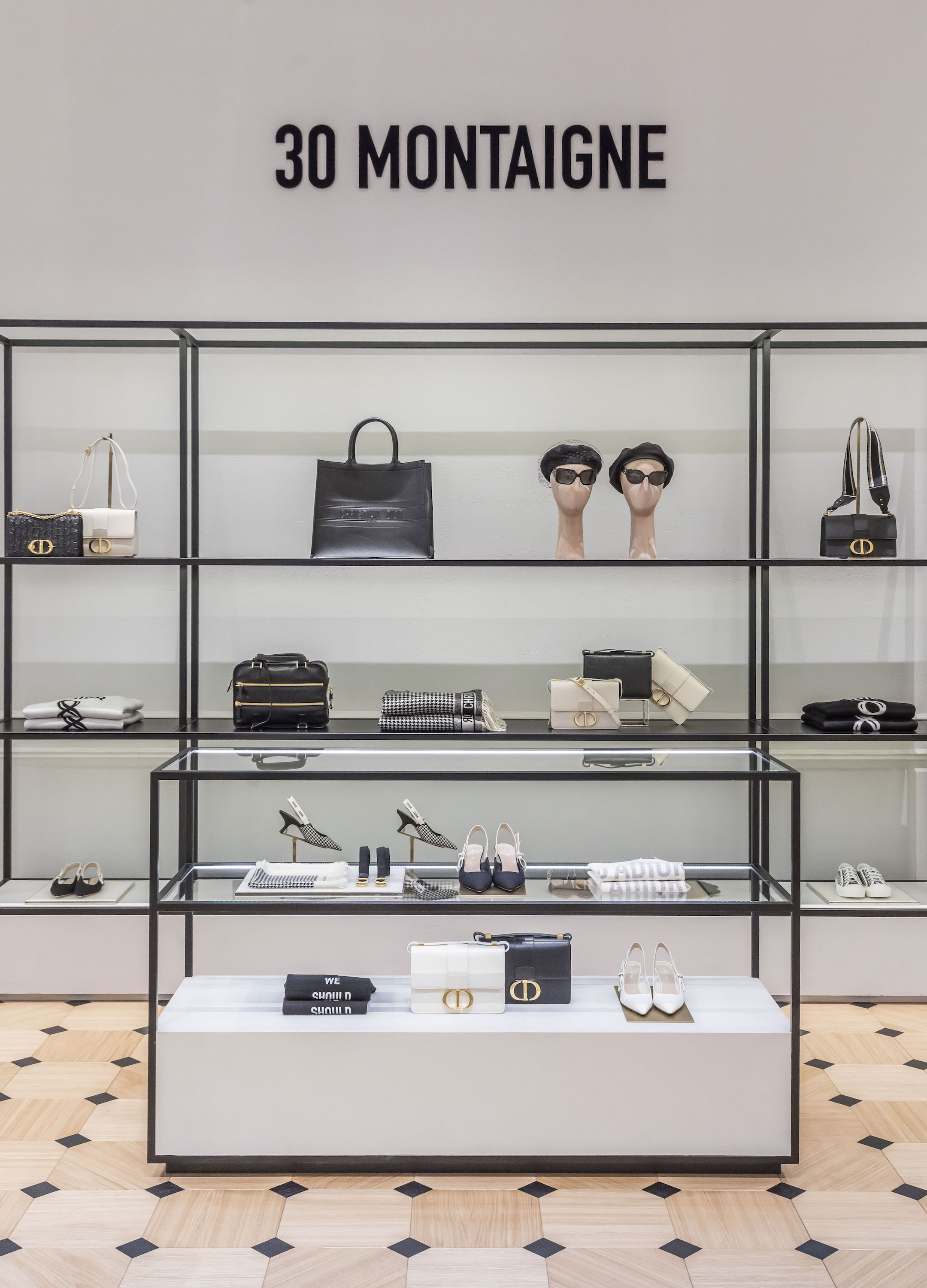 Dior 30 Avenue Montaigne Pop Up Dubai