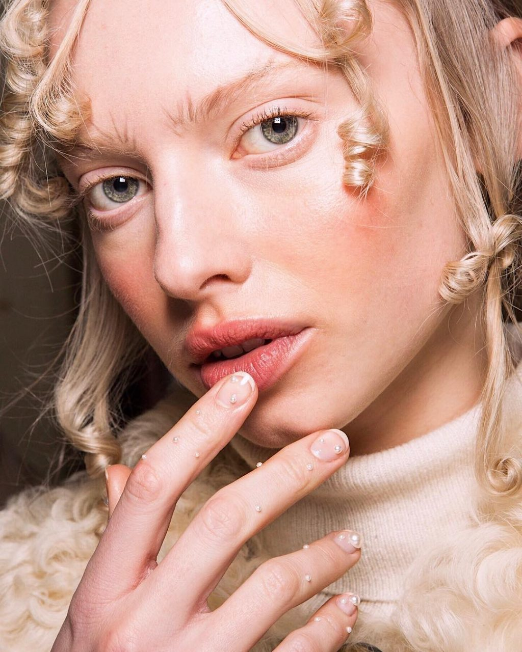 These Cool Nail Trends Come Courtesy of the Catwalk