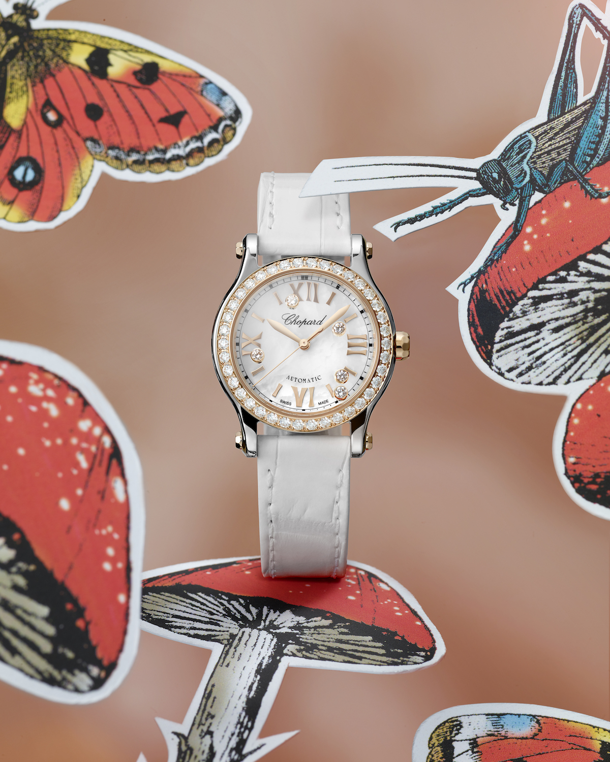 Chopard Happy Sport watch collection