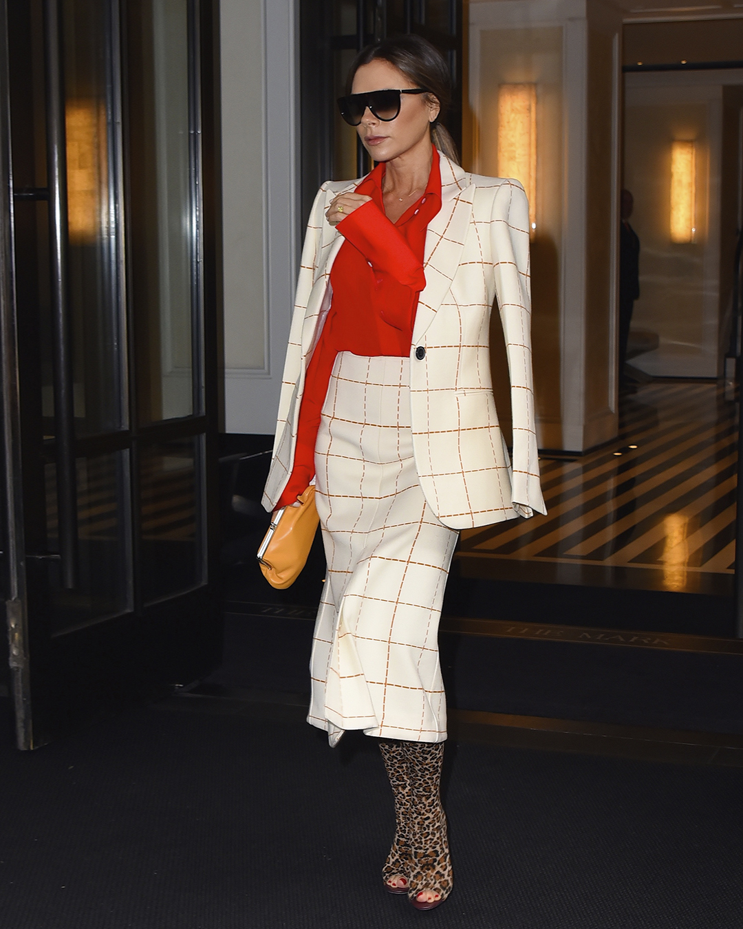 Victoria Beckham best dressed